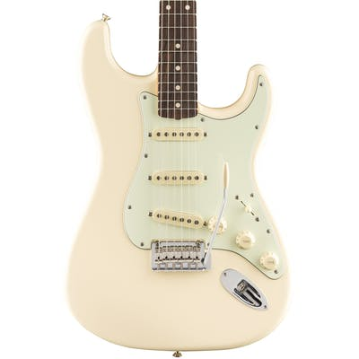 Fender Vintera '60s Strat Modified in Olympic White