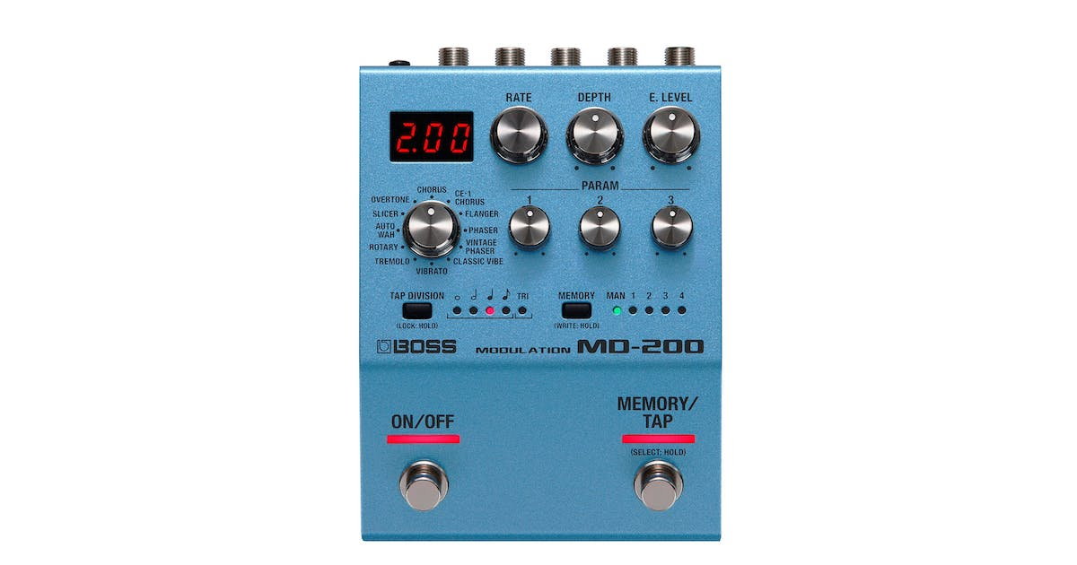 boss modulation pitch shifter pedals andertons music co. Black Bedroom Furniture Sets. Home Design Ideas
