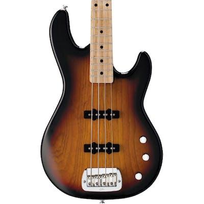 G&L Tribute JB-2 Bass in 3-Tone Sunburst