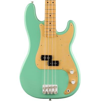 Fender Vintera '50s Precision Bass in Sea Foam Green