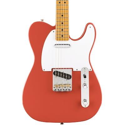 Fender Vintera '50s Tele in Fiesta Red