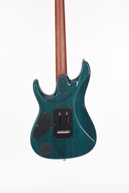 Ibanez MM1-TAB Martin Miller Signature Guitar - Andertons Music Co