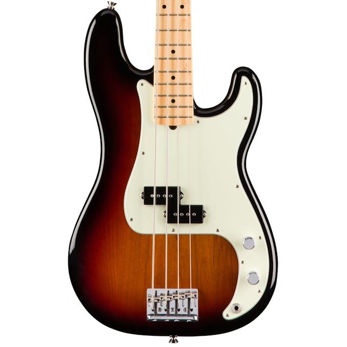 fbccfc3480 Fender American Professional P BASS MN 3 Tone Sunburst ...