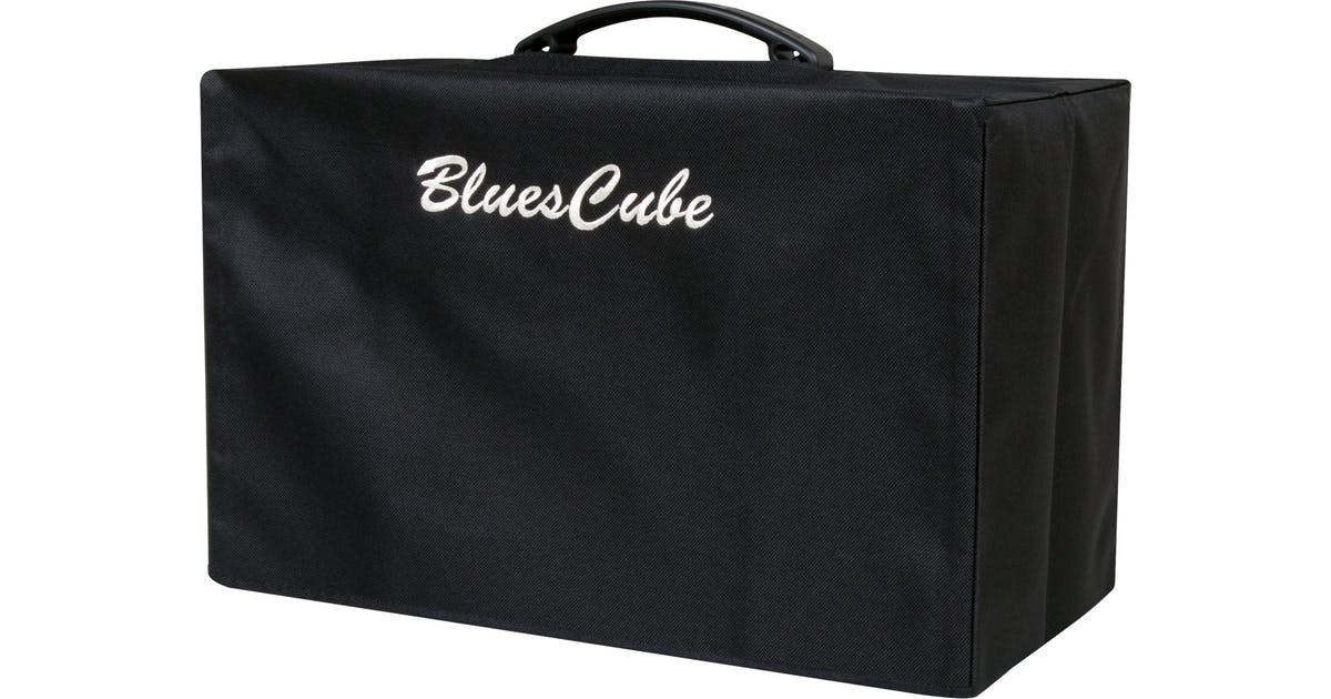 roland blues cube artist amp cover andertons music co. Black Bedroom Furniture Sets. Home Design Ideas
