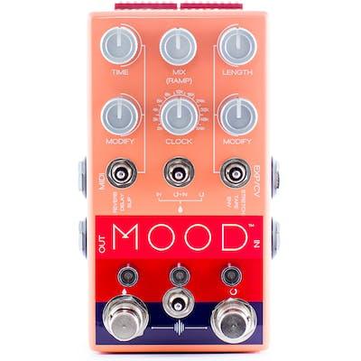 Chase Bliss Mood Granular Micro-Looper & Delay Pedal