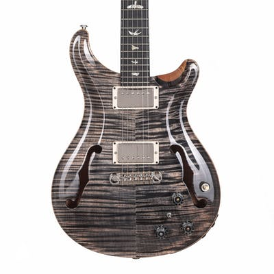 PRS Hollowbody II 10 Top Faded Charcoal