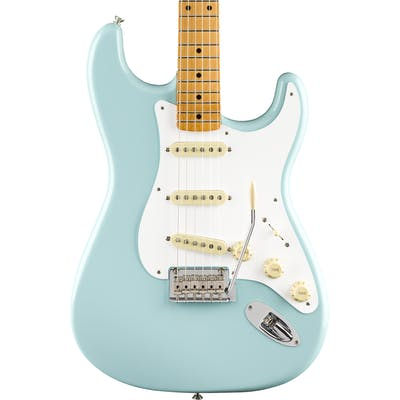 Fender Vintera '50s Strat Modified in Daphne Blue