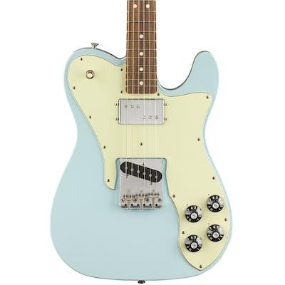 Fender Vintera '70s Tele Custom in Sonic Blue