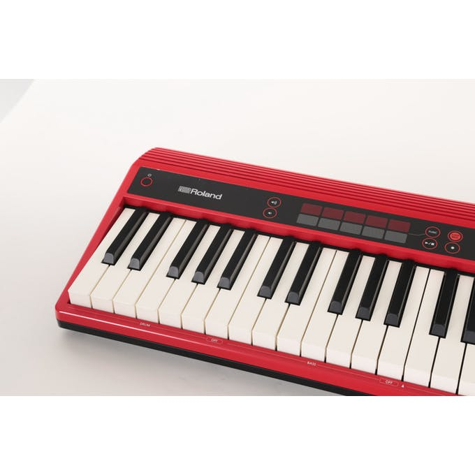 B Stock Roland Go Keys 61 Key Digital Keyboard Red Andertons Music Co