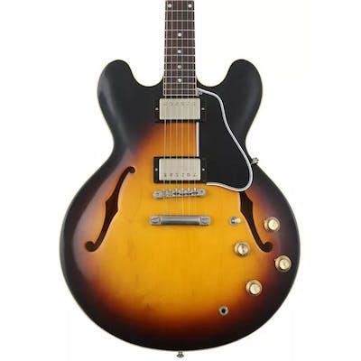 Gibson Custom Shop 1961 ES-335 in Vintage Burst VOS