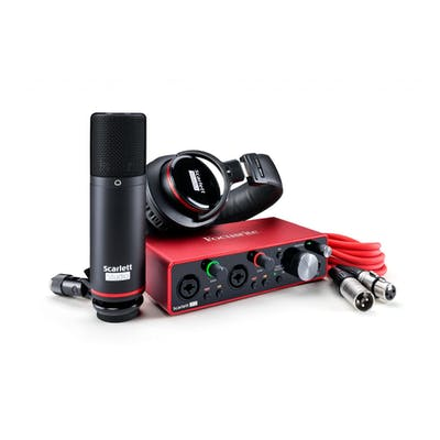 Home Recording Bundles - Andertons Music Co