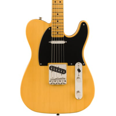 Squier Classic Vibe 50s Telecaster in Butterscotch Blonde