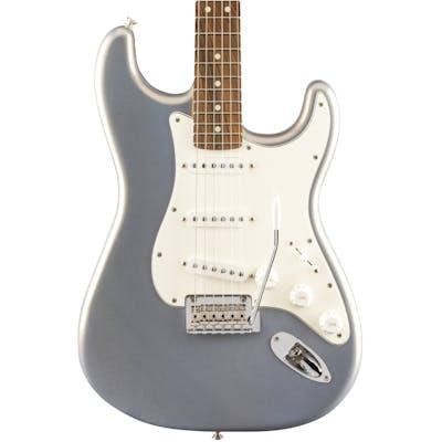Fender Player Stratocaster w/ Pau Ferro Fretboard in Silver