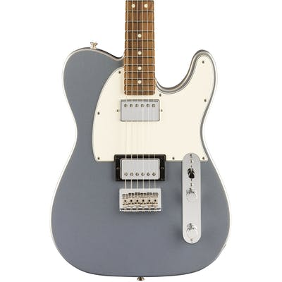 Fender Player Telecaster HH w/ Pau Ferro Fretboard in Silver