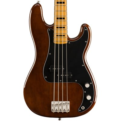 Squier Classic Vibe 70s Precision Bass in Walnut