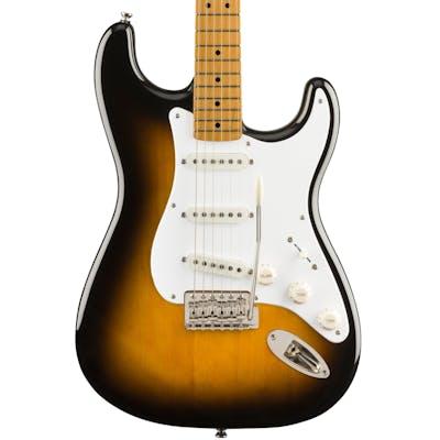 Squier Classic Vibe '50s Stratocaster in 2 Tone Sunburst