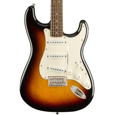 Squier Classic Vibe '60s Strat in 3 Tone Sunburst