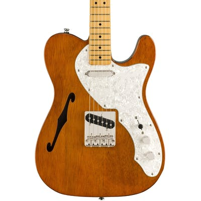 Squier Classic Vibe '60s Tele Thinline in Natural