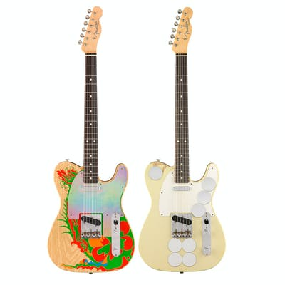 Fender Custom Shop Jimmy Page Telecaster Limited Edition Set