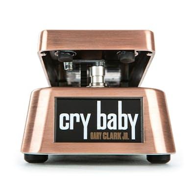 Jim Dunlop Gary Clark Jr. Signature Cry Baby Wah Pedal