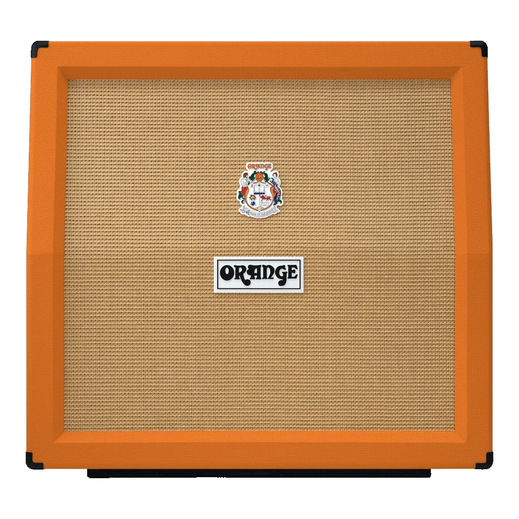 "Orange PPC412AD 4x12 Angled Closed Back Cabinetfor{""value"":859.00,""currency"":""GBP""}"