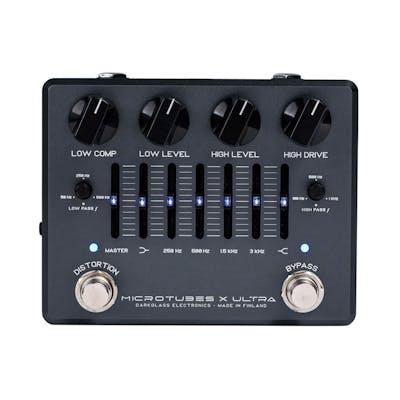 Darkglass Microtubes X Ultra Multi-Band Bass Drive Pedal