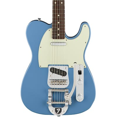 Fender FSR Traditional 60s Telecaster with Bigsby in Candy Apple Blue