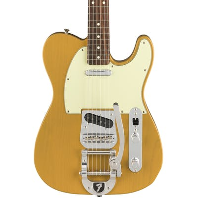 Fender FSR Traditional 60s Telecaster with Bigsby in Butterscotch Blonde