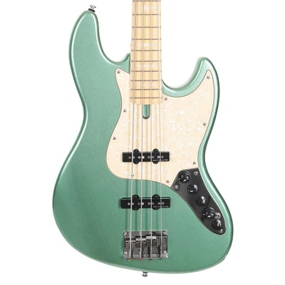 Sire Version 2 Marcus Miller V7 Swamp Ash 4 String Sherwood Green