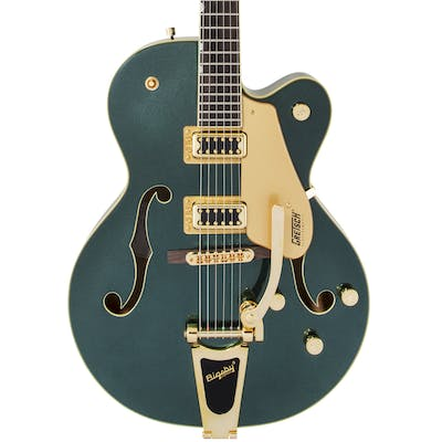 G5420TG Limited Edition Electromatic Hollow Body in Cadillac Green