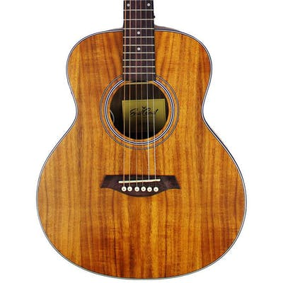 EastCoast EC-MKOA Travel Acoustic Guitar