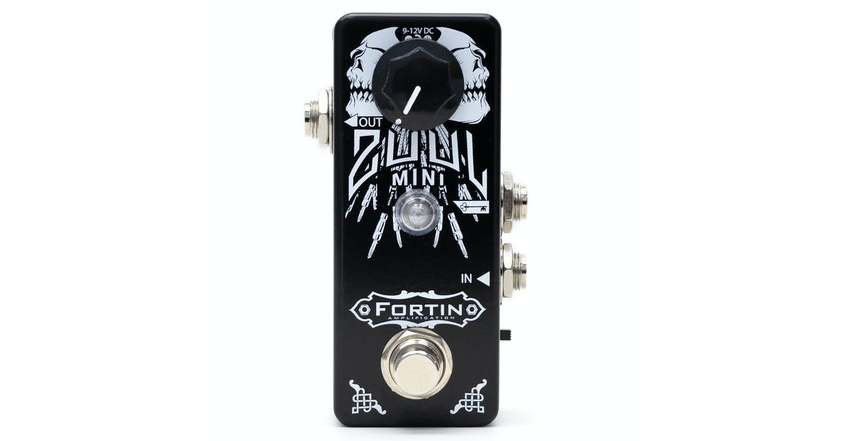 Fortin Amplification Mini Zuul Noise Gate Pedal