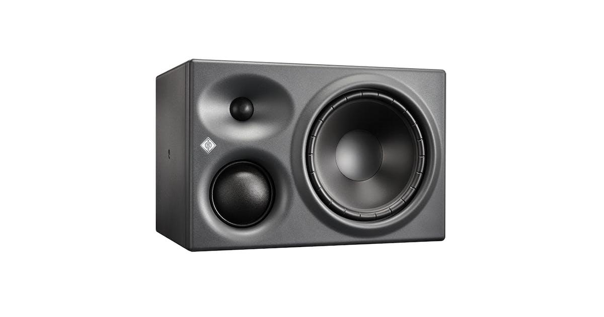 Neumann KH 310 A Active Studio Monitors - Pair - Andertons Music Co