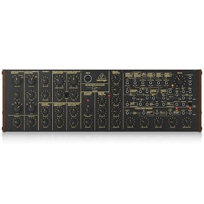 Behringer K-2 Semi-Modular Analog Desktop Synthesizer