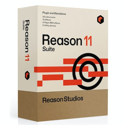 Reason 11 Suite Music Production Software