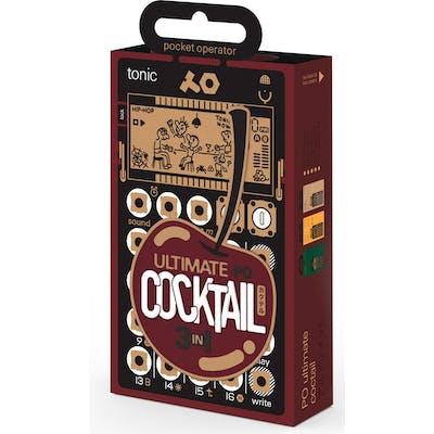 Teenage Engineering Limited Edition Pocket Operator Ultimate Cocktail Set