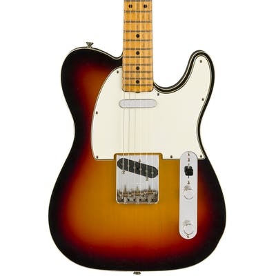 Fender Custom Shop Eric Clapton Blind Faith Telecaster in 3-Colour Sunburst Built By Todd Krause