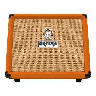 Orange Crush Acoustic 30 Twin Channel 30W Portable Acoustic Guitar Combo Amp