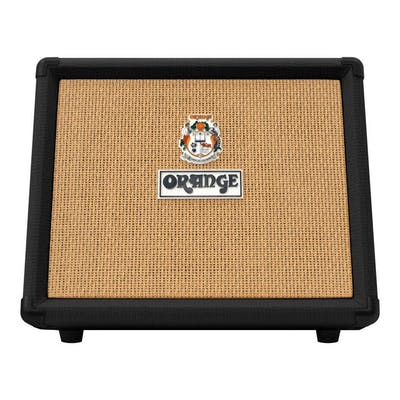 Orange Crush Acoustic 30 Twin Channel 30W Portable Acoustic Guitar Combo Amp in Black
