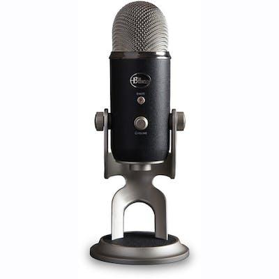 Blue Microphones Yeti Pro Studio Mic w. iZotope Nectar Elements & Presonus Studio One Artist