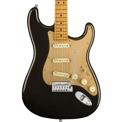 Fender American Ultra Stratocaster Maple Fingerboard In Texas Tea