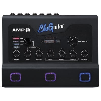 BluGuitar AMP1 Iridium Edition Nanotube 100W Guitar Amp