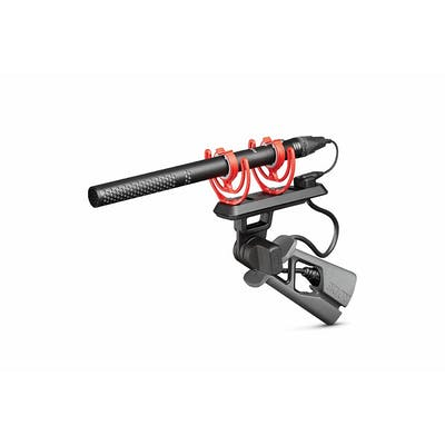 Rode NTG5 Shotgun Mic inc. WS10 Windshield