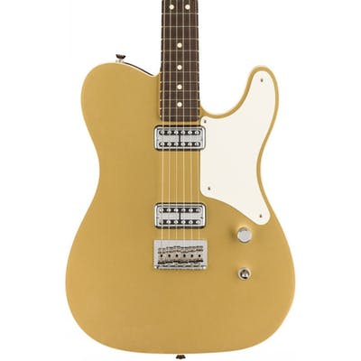 Fender Limited Edition US Cabronita Telecaster in Aztec Gold