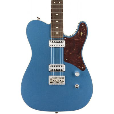 Fender Limited Edition US Cabronita Telecaster in Lake Placid Blue