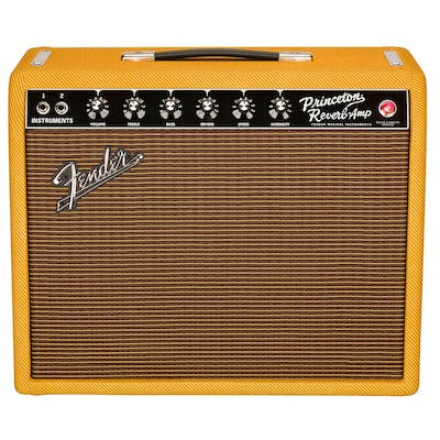 Fender Limited Edition 65 Princeton Reverb in Lacquered Tweed
