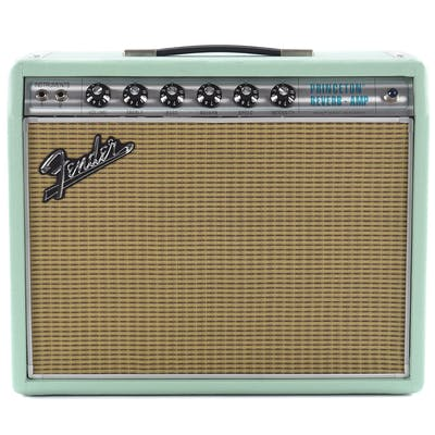 Fender Limited Edition 68 Princeton Reverb in Surf Green