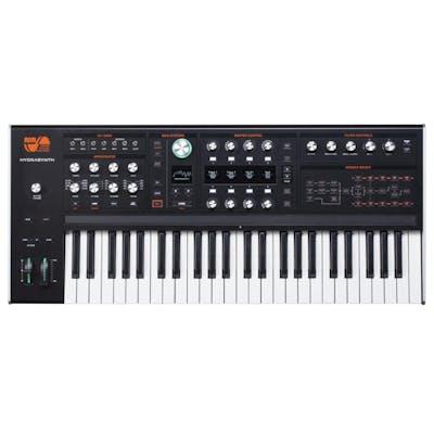 ASM Hydrasynth 49-note Virtual Analog Wave-Morphing Keyboard Synthesizer