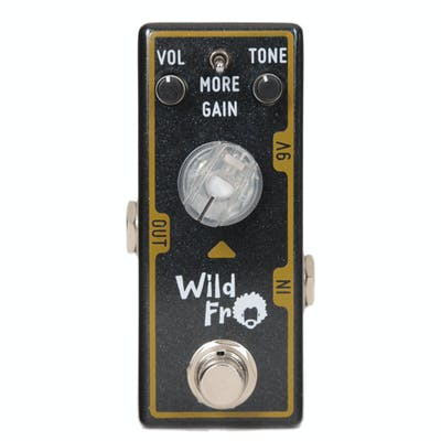 Tone City Wild Fro Rabea Massaad Distortion Pedal