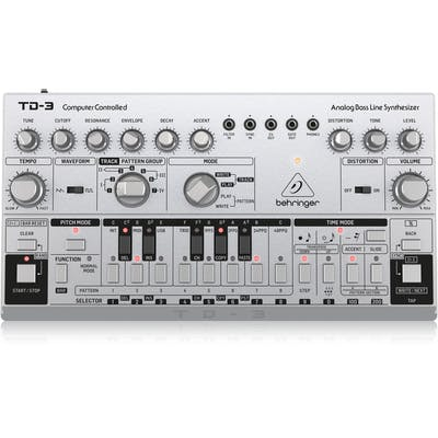 Behringer TD-3 Analogue Bass Line Synth